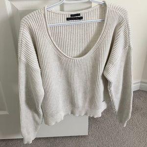 COPY - Abercrombie slouchy sweater